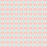 Retro different seamless pattern.  illustration Royalty Free Stock Photography