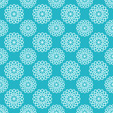 Retro different vector seamless patterns Royalty Free Stock Photo