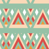 Retro different vector seamless patterns tiling Royalty Free Stock Images