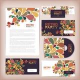 Retro disco concept design Royalty Free Stock Image