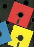 Retro disco magnetico Fotografia Stock