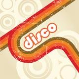Retro disco style Stock Images
