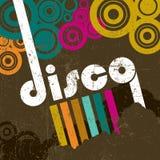 Retro disco style Stock Photo