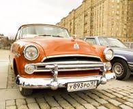 Retro Dodge Fotografia Stock