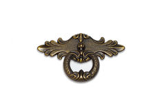 Retro Door Knocker Royalty Free Stock Images