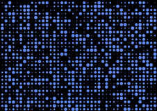 Retro dot background royalty free stock images