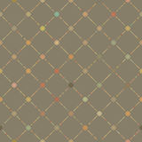 Retro dot pattern background. EPS 8 Royalty Free Stock Image