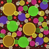 Retro dots Royalty Free Stock Photo