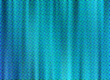 Abstract halftone  blue background Stock Images