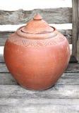 Retro of earthenware. Royalty Free Stock Photos