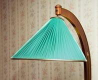 Retro electrical floor lamp Stock Image