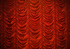 Retro elegant theater Royalty Free Stock Images