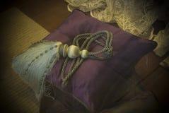 Elegant Pillows royalty free stock photos