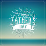 Retro elements for Father's Day calligraphic designs. Vintage or Stock Images