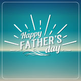 Retro elements for Father's Day calligraphic designs. Vintage or Stock Photos