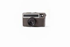 Retro- Entfernungsmesser-Kamera Lizenzfreie Stockfotografie