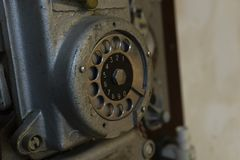 Retro- Entwurfsfotokamera stockbilder
