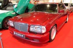 Retro & Exotica Motor Show Stock Photography