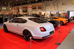 Retro & Exotica Motor Show Royalty Free Stock Photo