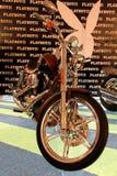 Retro & Exotica-Motorshow Royalty-vrije Stock Foto