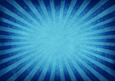 Retro Exploding Blue Background Stock Images