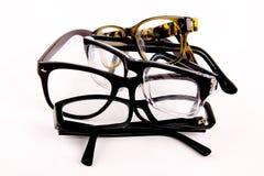 Retro eyeglasses Royalty Free Stock Images