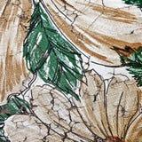 Retro fabric pattern Stock Image