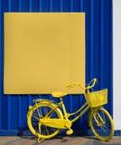 Retro- Fahrrad Stockfoto