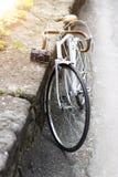 Retro- Fahrrad Lizenzfreies Stockfoto