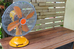 Retro fan Stock Photos