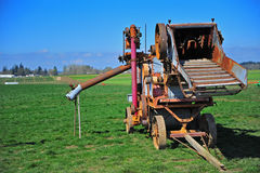 Retro farming  equipment Stock Photography
