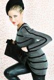 Retro fashion Stock Photo