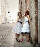 Retro fashion Stock Images