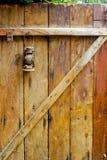 Retro fence Stock Photo