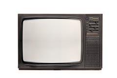 Retro- Fernsehapparat Stockbild