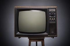 Retro- Fernsehapparat stockbilder
