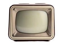 Retro- Fernsehen 1960 Stockfotografie