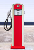 Retro filling station Stock Photography