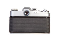 Retro film camera Royalty Free Stock Photography