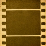 Retro film image. Imitates the one-color print. Retro film image. Imitates the one-color print on old paper Stock Photography