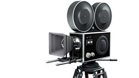 Retro- Film-Kamera Vektor Abbildung
