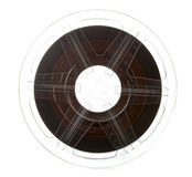 Retro film reel Stock Photos