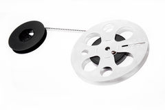 Retro Film Reels Stock Photos