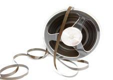 Retro film on white Stock Photo