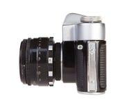 Retro filmcamera stock afbeeldingen
