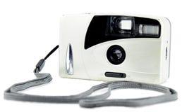 Retro- Filmkamera Lizenzfreie Stockfotografie