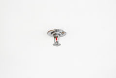 Retro fire alarm Royalty Free Stock Photos