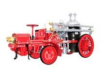 Retro Fire Engine Stock Photos