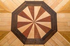 Retro floor parquet Royalty Free Stock Photo