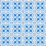 Retro Floor Tiles patern Royalty Free Stock Photography